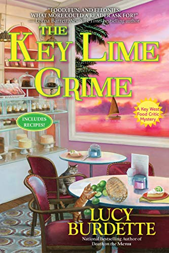 Book Cover: The Key Lime Crime: A Key West Food Critic Mystery