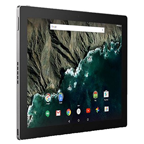 2016 Newest Flagship Google Pixel C 10.2-in HD Touchscreen Tablet 64GB Premium High Performance | NVIDIA Tegra X1 with Maxwell GPU | 3GB RAM | Android 6.0 Marshmallow | Silver - Aluminum