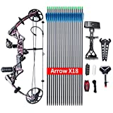 """Best Compound Bows - Compound Bow Ship from USA Warehouse,Topoint Archery Package,M1,19""""-30"""" Review"""