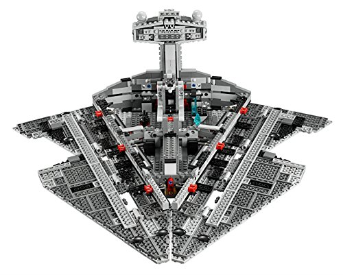 LEGO Star Wars 75055: Imperial Star Destroyer: Amazon.co.uk: Toys ...