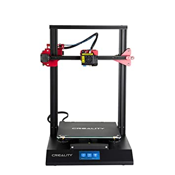 ZLQ Impresora 3D CR-10S Pro con Nivel Automático, Pantalla Táctil ...