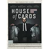 House of Cards : The Complete First Season (Region 3, DVD 4 Discs) Michael Kelly, Kevin Spacey