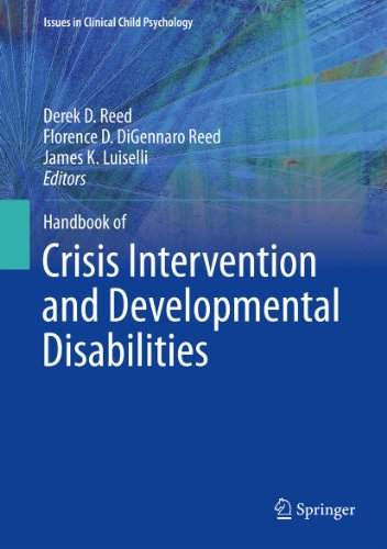 Handbook of Crisis Intervention and Developmental Disabilities (Issues in Clinical Child Psychology) Pdf