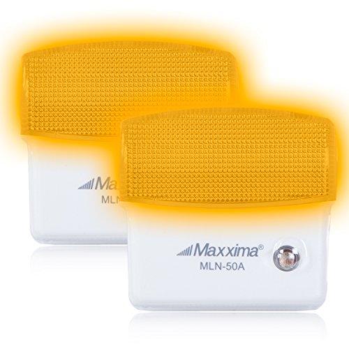 Maxxima MLN 50A Amber Night Sensor product image