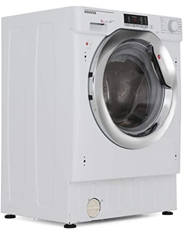 Hoover HBWM814SAC-80 8kg 1400rpm Integrated Washing Machine - White [Energy Class A+++]