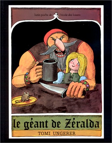 Le geant de Zeralda (Lutin Poche)