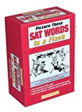 Picture These SAT Words in a Flash, Philip Geer, 0764179217