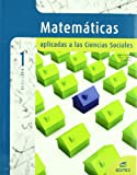 img - for Matem ticas aplicadas a Ciencias Sociales I 1  Bachillerato book / textbook / text book