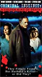 Criminal Intent: A Colder Kind of Death [VHS]