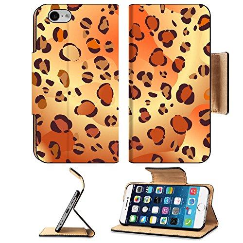 Liili Premium Apple iPhone 6 iPhone 6S Aluminum Snap Case Denim background (Ornate Jean)