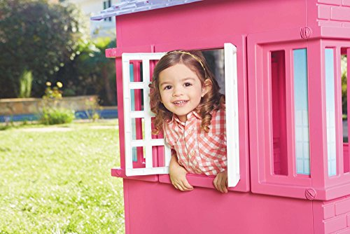 Little Tikes Princess Cape Cottage Playhouse, Pink by Little Tikes (Image #3)