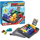 Think Fun Rush Hour Traffic Jam Logic Game and STEM Toy for Boys and Girls Age 8 and Up – Tons of Fun With Over 20 Awards Won, International Bestseller for Over 20 Years