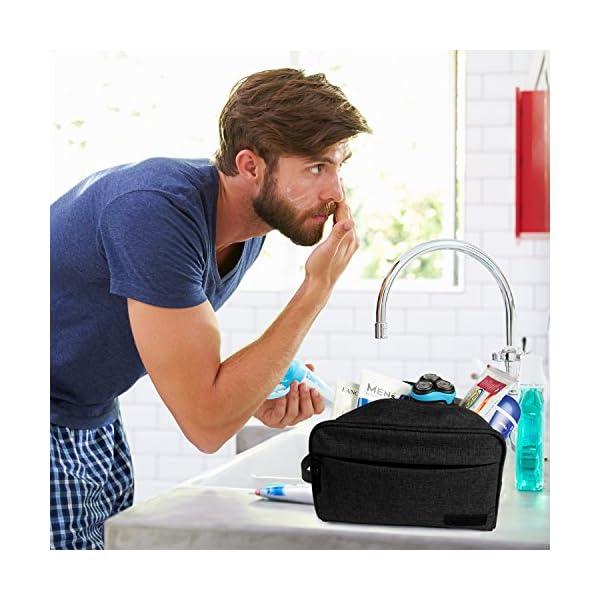 51N7OeIovaL Kulturbeutel Kulturtasche Kosmetiktasche Toiletbag Waschtasche Aufbewährung von Badutensilien und Kosmetika für Frauen…