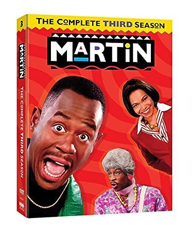 Martin: Season 3 (Martin Lawrence Comedy Dvd)