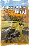 Taste of the Wild High Prairie Grain Free High Protein Real Meat Recipe Natural Dry Dog Food with Real Roasted Bison & Venison 15lb