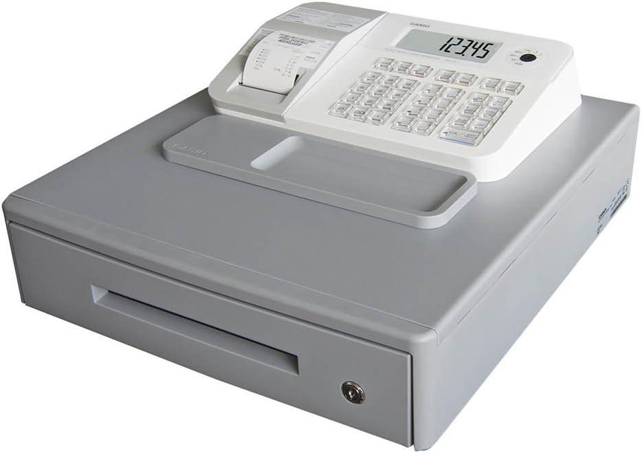 Casio SE-G1MB-WE - Caja registradora (cajón grande para dinero ...