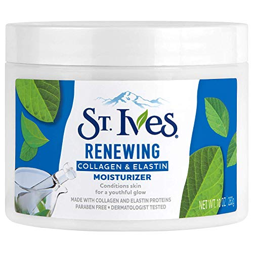 St. Ives Facial Moisturizer, Collagen Elastin, 10 oz (Pack of 11) (St Ives Timeless Skin Collagen Elastin Facial Moisturiser)