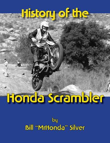 Cl350 Honda Scrambler - History of the Honda Scrambler
