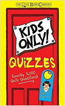 Book Kids Only! Quizzes