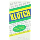 Klutch Denture Adhesive Powder, 1.75 Ounce