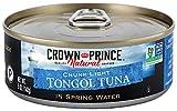 Crown Prince Natural Chunk Light Tongol Tuna in