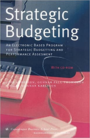 Book Strategic Budgeting: A Computer Program for Strategic Budgeting and Performance Assessment