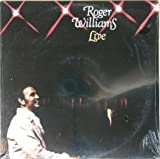 Roger Williams: Live [VINYL LP] [STEREO]
