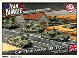 Team Yankee British Chieftain Armoured Platoon (Plastic) - Battlefront - TBBX01