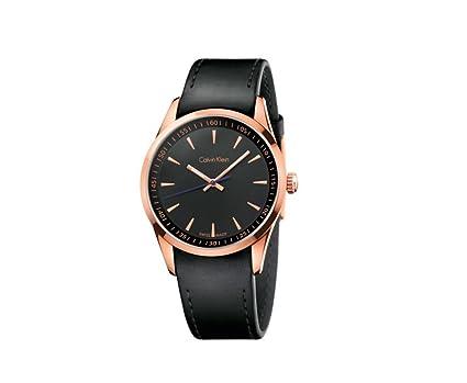 ce4b04e04 Image Unavailable. Image not available for. Color: Calvin Klein Bold Men's  Quartz Watch K5A316C1