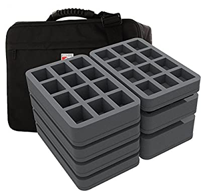 Feldherr foam-trays, Bags, Hard-Cases and Storage Boxes for Blood-Bowl and Fantasy Football games. from Feldherr