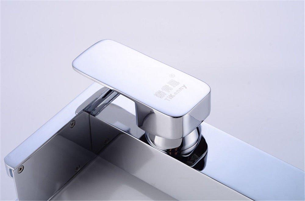 NewBorn Faucet Wasserhähne Warmes und Kaltes Kaltes Kaltes Wasser große Qualität Tabelle Wasserhähne hoch, heiße und Kalte Tauchbecken Basin-Wide Creative Arts Kupfer e585b5