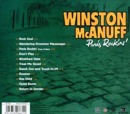 winston mcanuff paris rockin