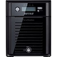 Buffalo TeraStation 8 TB 4-Bay 4 x 2 TB RAID High Performance Windows Storage Server (WS5400DN0804W2)