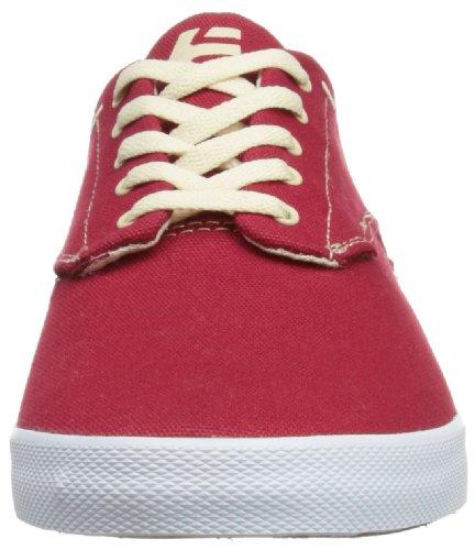 Etnies DAPPER Rojo Sneaker Red uomo qYHBzxq