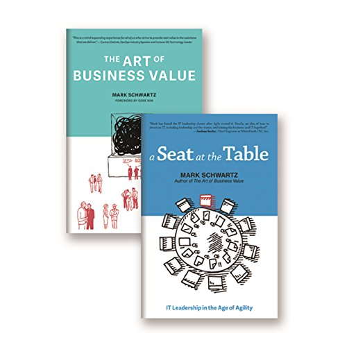 A Seat at the Table and The Art of Business Value (Industries Seat)