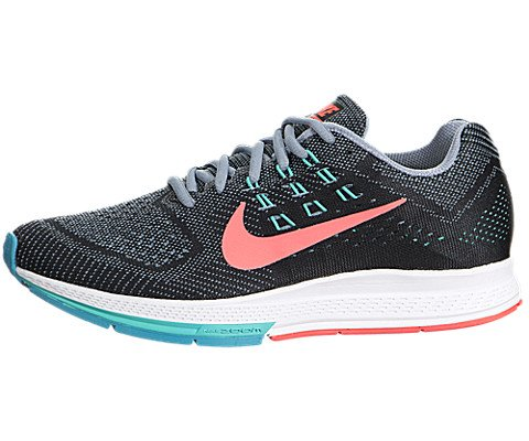 Nike Women's Air Zoom Structure 18 Mgnt Gry/Hypr Pnch/Blk...