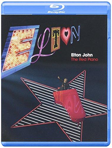 Elton John: The Red Piano (Blu-Ray/CD Combo)