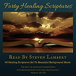 Forty Healing Scriptures