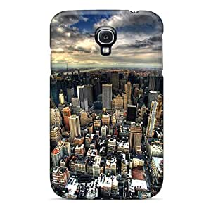 New Fashionable Mialisabblake JsHGSar1597kHevo Cover Case Specially Made For Galaxy S4(new York)