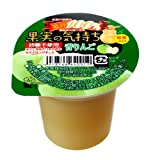 Feeling green apple 105gX12 pieces of Marushin food N-43 fruit