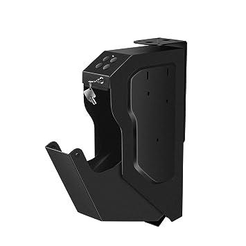 MIAOLULU electrónico contraseña pistola caja fuerte pistola arma: Amazon.es: Oficina y papelería