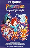 Pinocchio & Emperor of the Night [VHS]
