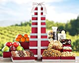Holiday Extravaganza - Fruit and More Gift Tower