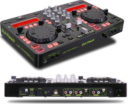 DJTECH U2STATIONMKII DJ Package ()