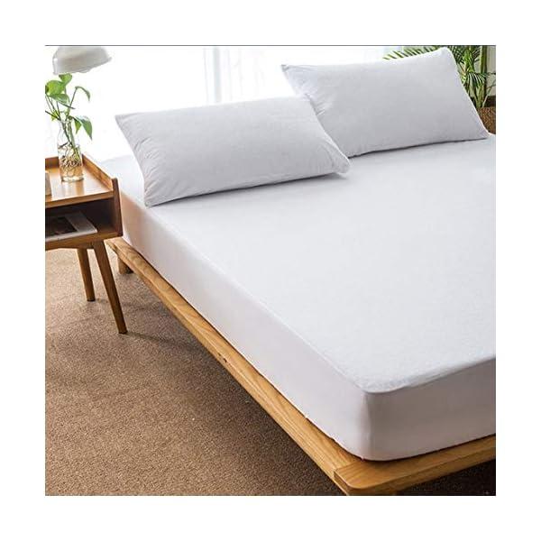 Banbie Confortevole Design ergonomico ipoallergenico Materasso Traspirante Impermeabile Traspirante 3 spesavip
