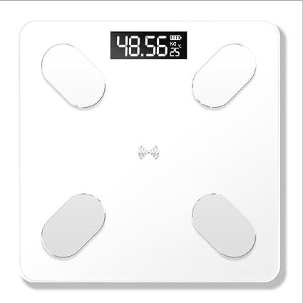 Báscula De Baño Bluetooth De Precisión De Alta Precisión Digital, Báscula Electrónica De Plataforma De