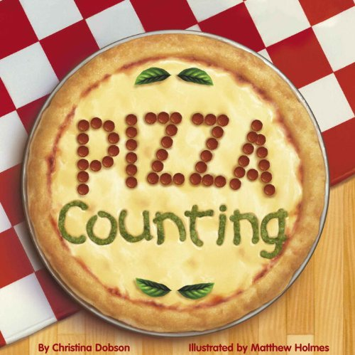 pizza counting fractions book