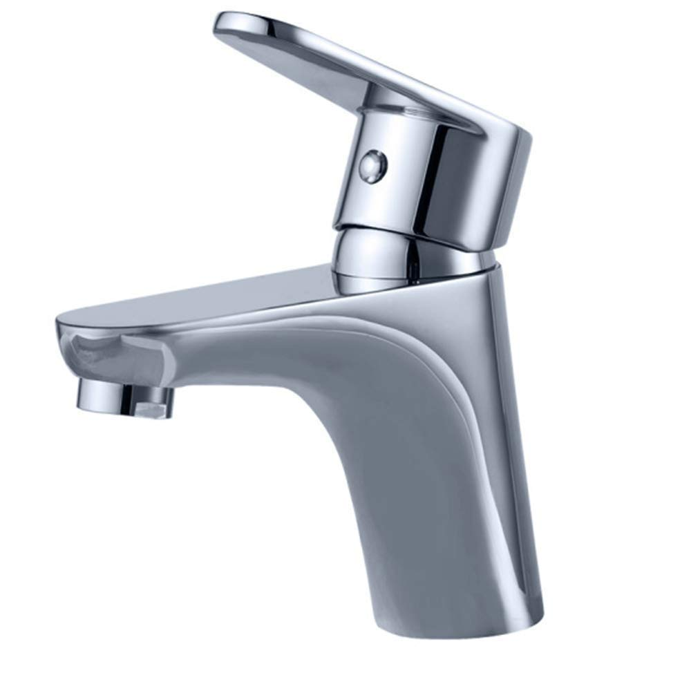 Water Tap Kitchen Faucet Tapstainless Steelkitchen Faucet Proall Copper Basin Faucet Single Hole Single Cold Hot Water Basin Head