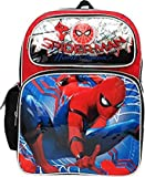 Marvel Spiderman Home Coming 16'' Large Backpack