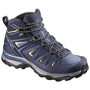 Salomon X Ultra 3 Mid GTX W, Stivali da Escursionismo Alti Donna